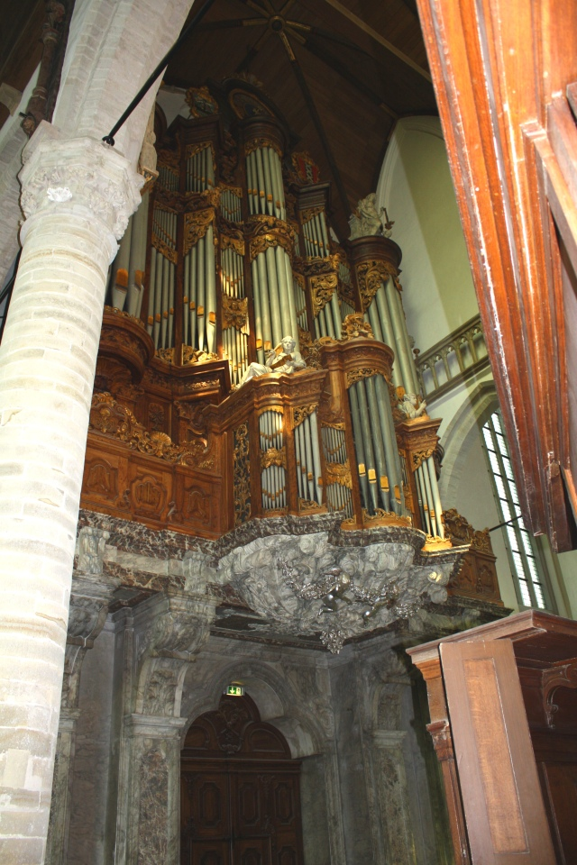 Kirk Organ