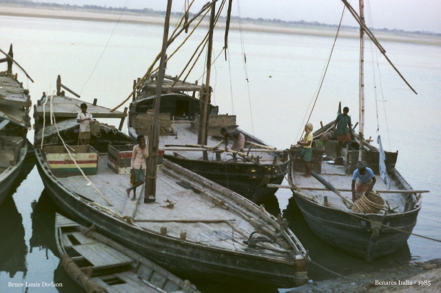 Benares Boats - Name