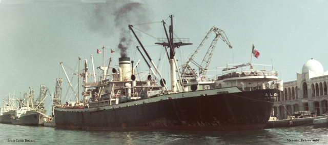 Massawa Ship- Name