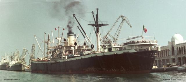 Massawa Ship- Name