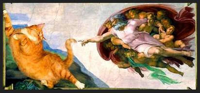 Cat - God