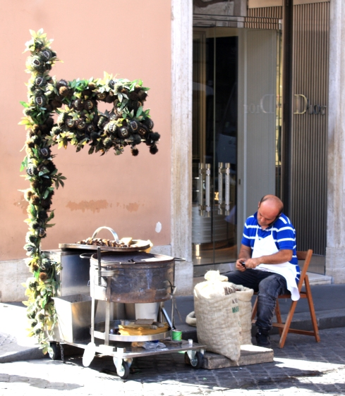 Street - Steps Vendor