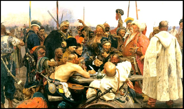 Cossacks reply FIX-